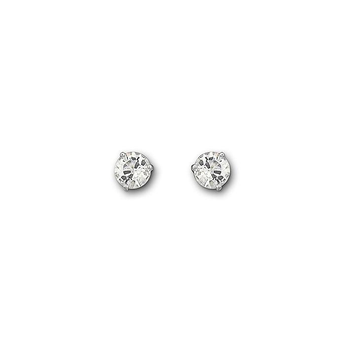 nuovo prodotto a0501 48a42 Swarovski Earrings Solitaire. Fashion Jewelry. 1800046