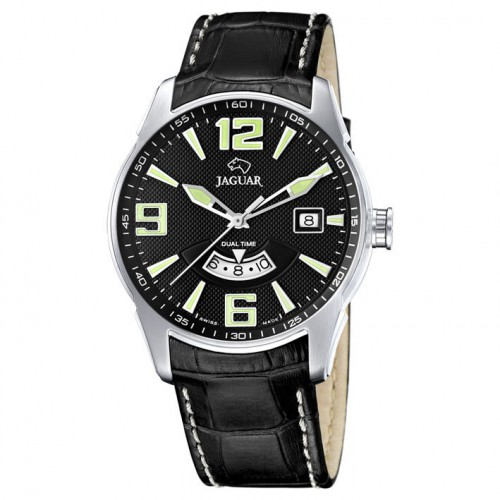 Jaguar Dual Time watch J628/E