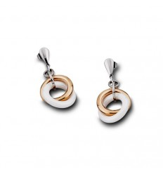 Lotus Style Earrings. Look Collection. LS1610-4/3