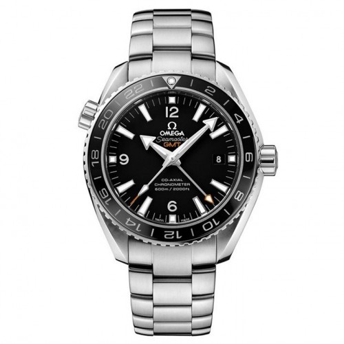 Omega Seamaster Planet Ocean GMT watch 232.30.44.22.01.001