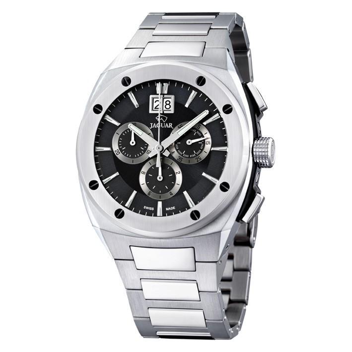 be2d1f924642 Reloj Jaguar hombre con Cronógrafo. J626 I