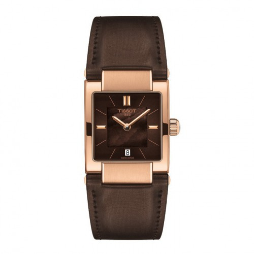 Tissot Lady watch. T-Trend T02. PVD rose gold. T0903103738100
