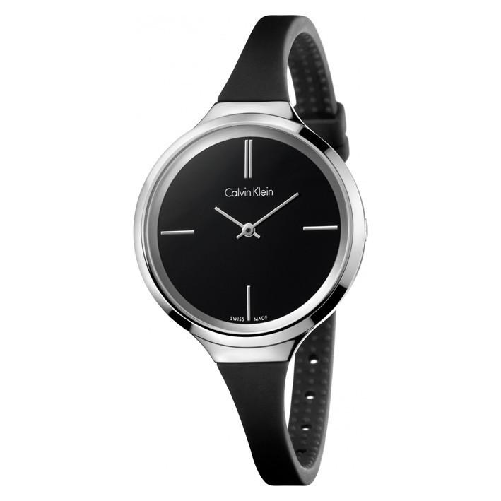 b47fe8c614ce Reloj Mujer Calvin Klein Lively color negro. K4U231B1