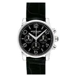 Montblanc Timewalker Chronograph Automatic Watch 9670