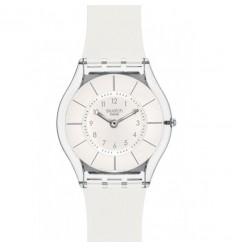 Swatch Skin watch White Classiness SFK360