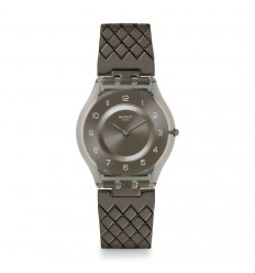 Swatch Skin Magie Nocturne S extra flat with numbers. SFM132GB. SFM132GA