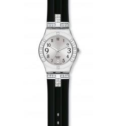 Swatch Irony Medium watch FANCY ME BLACK YLS430C