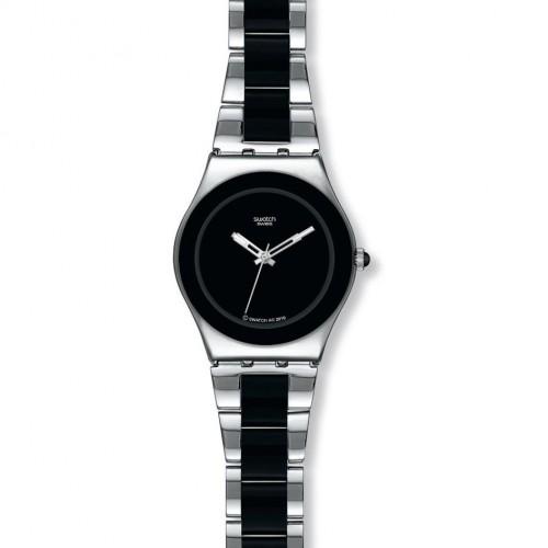 Swatch Irony Medium watch TRESOR NOIR YLS168GC