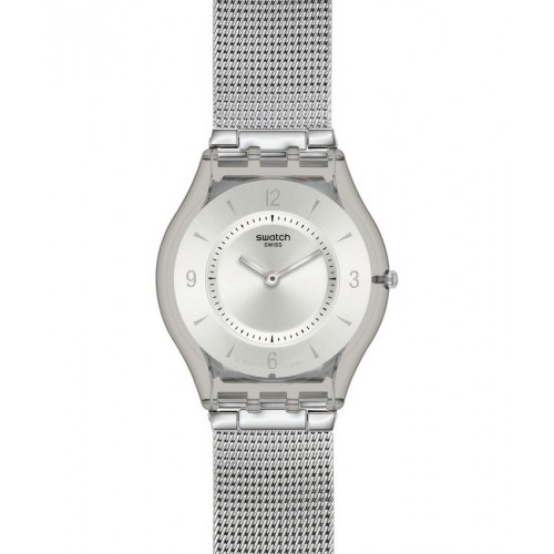Swatch Skin watch Metal Knit SFM118M