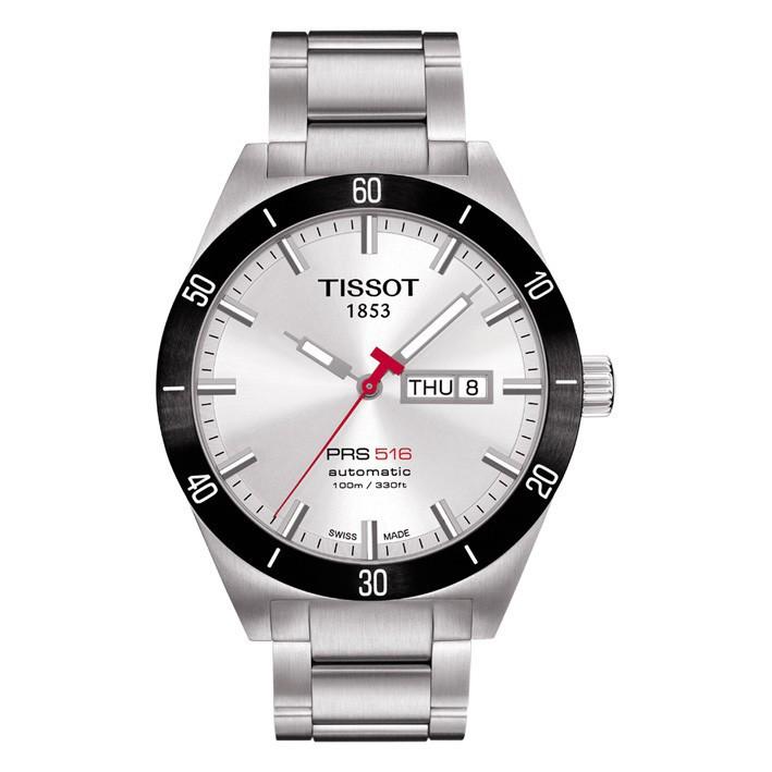 minorista online bc2fb 4058c Reloj Tissot PRS 516 automático T0444302103100 acero inoxidable 42mm