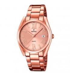 ff3e21e49f6c Reloj Festina mujer 37mm color cobre F16793 2 con calendario