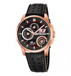 Lotus multifunction 18242/2 watch collection Marc Marquez rose gold plated
