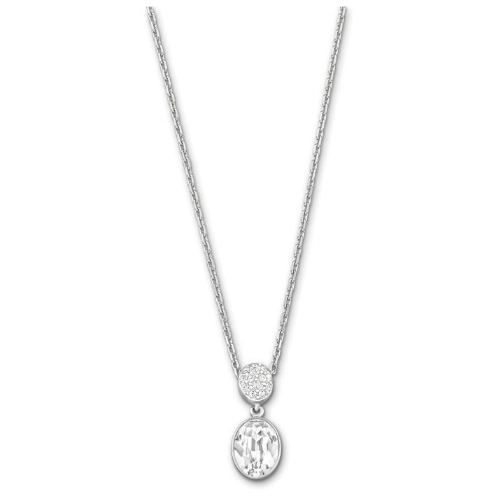66c822f53b2d Swarovski Vanita Oval 5035876 colgante gota de cristal con cadena