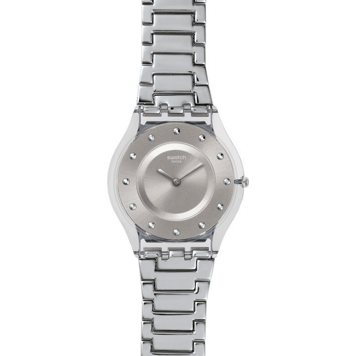 Swatch Reloj Mujer Acero