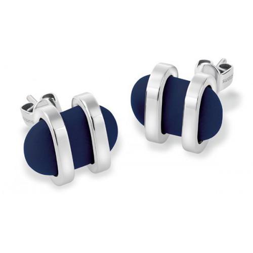 Swatch earrings Blue Teaser JES022-U