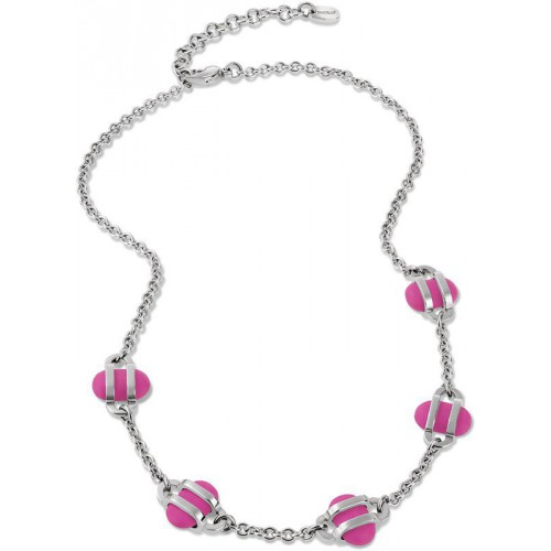 Swatch necklace Pink Teaster JPP016-U