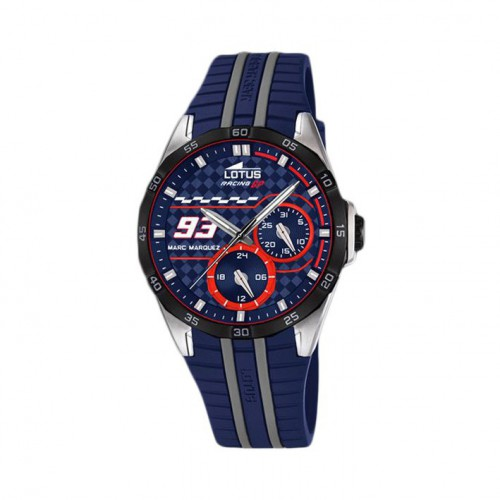 Lotus Marc Marquez Watch 18260/2 communion blue and red stainless steel