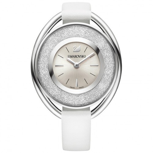 Swarovski Crystalline watch Oval stainless steel 5158548