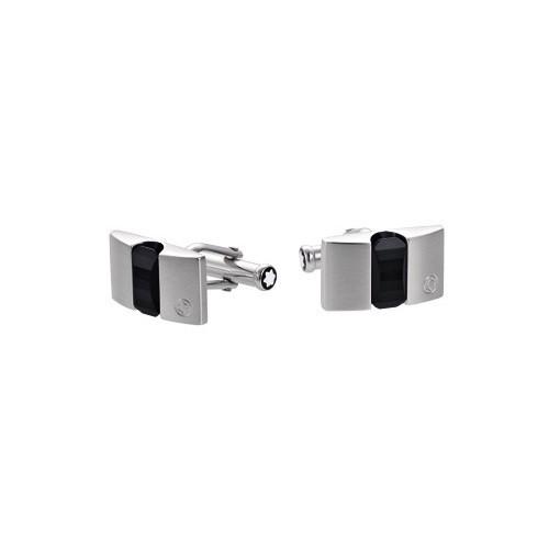 MONTBLANC cufflinks Silver Collection 101394