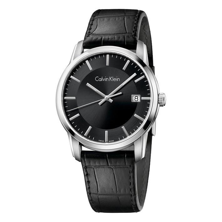 Negra Esfera K5s311c1 Calvin Reloj Hombre Correa Infinit Klein PliTkXwOZu
