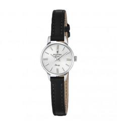 Extra Festina woman. F20260/1 silver dial watch diameter 20 mm.