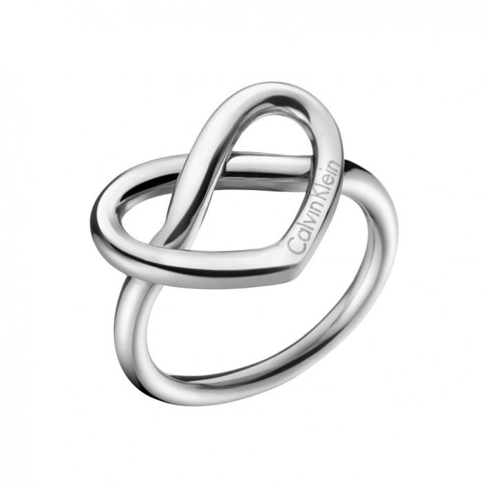 ac82756303782 Anillo Calvin Klein Charming KJ6BMR0001 acero inoxidable