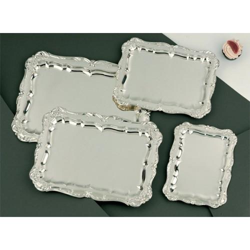 Verdi silver tray. 201376