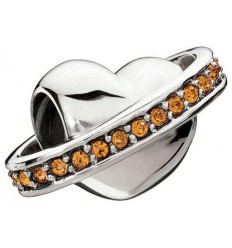 DOLCE VITA bead amber. 2040-003