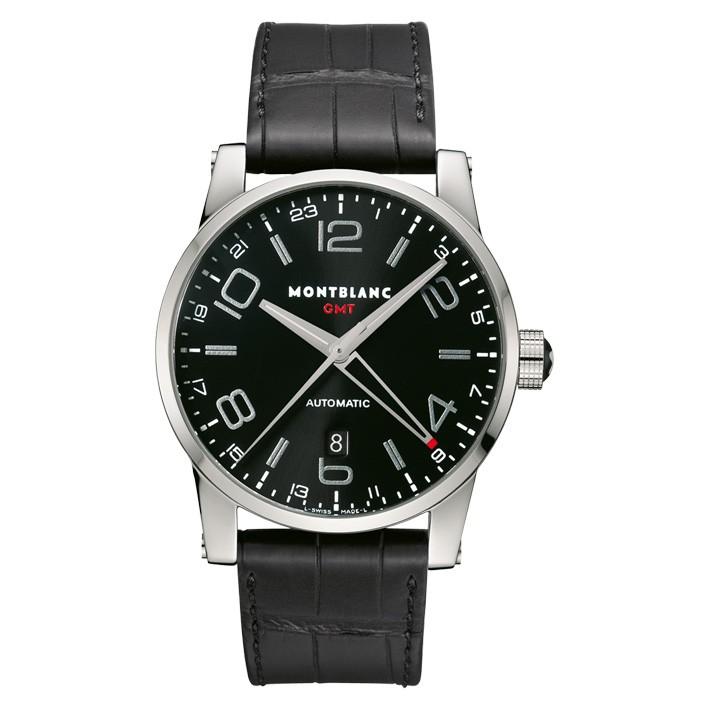 Reloj Montblanc Timewalker Gmt Autom 225 Tico 36065
