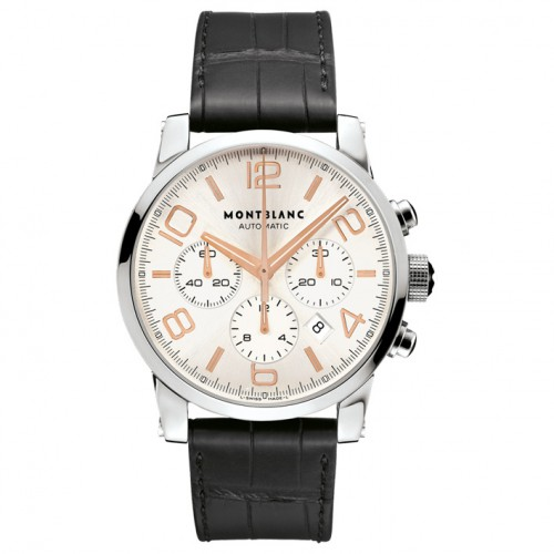 MONTBLANC Timewalker chronograph watch automatic 101549