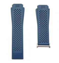 TAG Heuer Connected Modular 45 Blue Rubber Strap 1FT6077