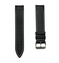 Hamilton Khaki GMT/ETO/Regatta rubber strap H600.776.100 reference