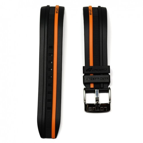 Marc Marquez rubber strap model 15881 black / orange