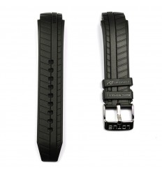 Black rubber strap Lotus Marc Marquez Special Edition 18104/1