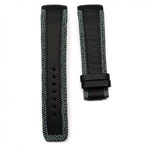 Black leather strap T610035309 Tissot T-Touch Expert Solar T091420A