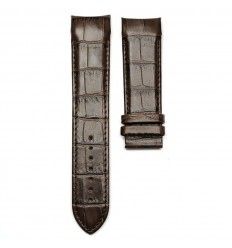 Strap Tissot Couturier Automatic Chronograph brown extra long T610028612