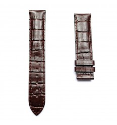 Tissot brown leather strap 19mm for watches Le Locle T610014577