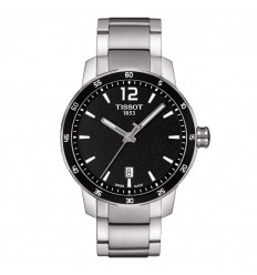 Tissot Quickster Quartz watch T0954101105700 Black dial