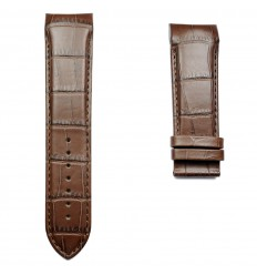 Brown Calf Leather Strap for Tissot Couturier Automatic T610028611 T035627A