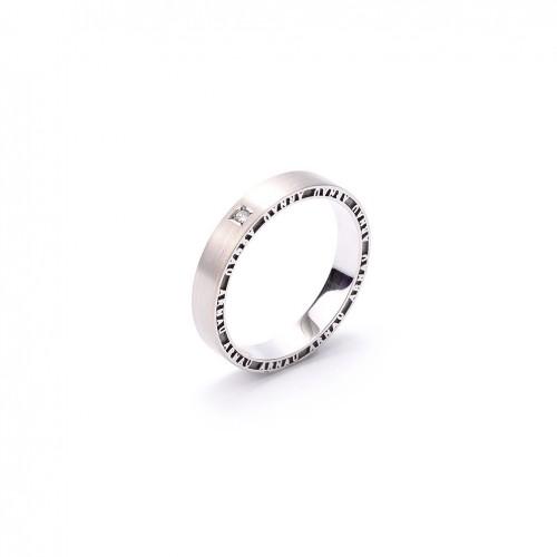 Name Wedding Rings 8370 8370-B