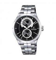 Festina F16564C Reloj cronógrafo de cuarzo con correa de