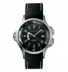Hamilton Khaki Navy watch GMT H77615333