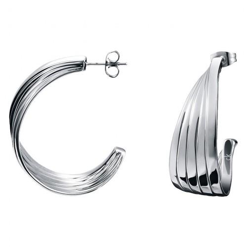 Calvin Klein earrings Whisper KJ76AE010100