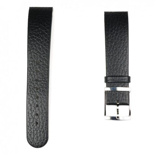 Black strap Calvin Klein Bold Square watch K3021 20mm