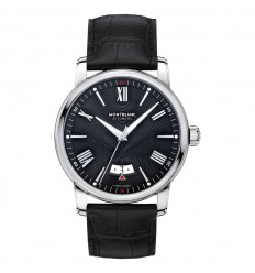 Montblanc Watch 4810 Date Automatic 115122 Black dial