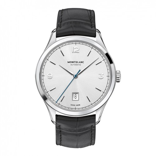 Montblanc Heritage Chronométrie Automatic watch 112533 Silver dial