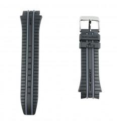 Lotus Marc Marquez rubber strap black two gray stripes models 18259*
