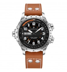 Hamilton Khaki Aviation X-Wind Day Date H77755533 Automatic watch