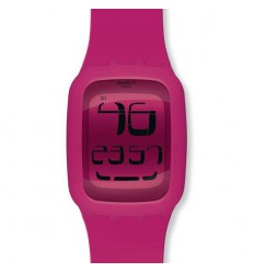 Swatch watch Touch Pink SURP100