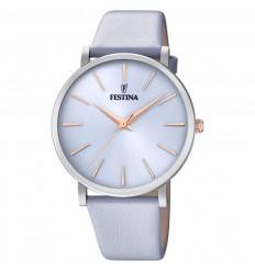 Comprar Reloj Festina mujer en acero inoxidable BOYFRIEND COLLECTION ... f52cf6629cfe